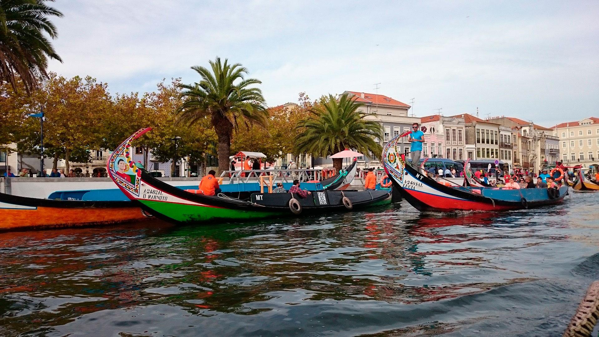 Aveiro City Tour